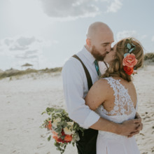 220x220 sq 1497615817118 topsail beach nc wedding photos jj 3221