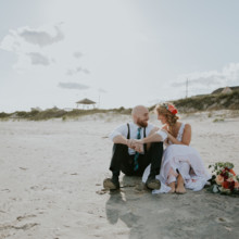 220x220 sq 1497615863089 topsail beach nc wedding photos jj 3346