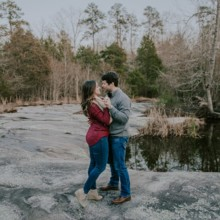 220x220 sq 1514306032206 raleigh engagement photographer christinacharles 1