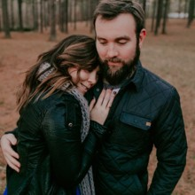 220x220 sq 1514306097081 raleigh engagement photographer katytrevor 7387