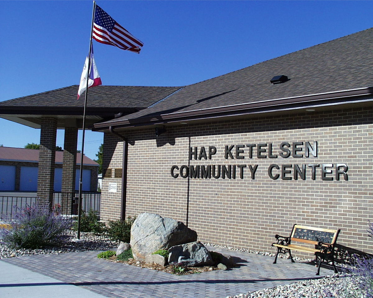 Hap Ketelsen Community Center Venue Everly Ia