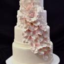 130x130 sq 1426189175671 open flower wedding cake
