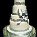 130x130 sq 1426189262712 silver bead wedding cake