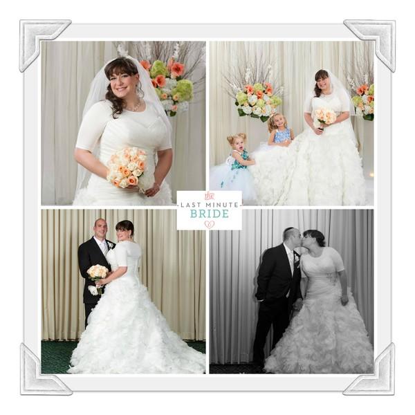 The last minute bride vacaville ca wedding dress for Last minute wedding dress
