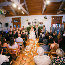 220x220 sq 1508867850824 0642kathrynphilip march 2017 indoor ceremony 5