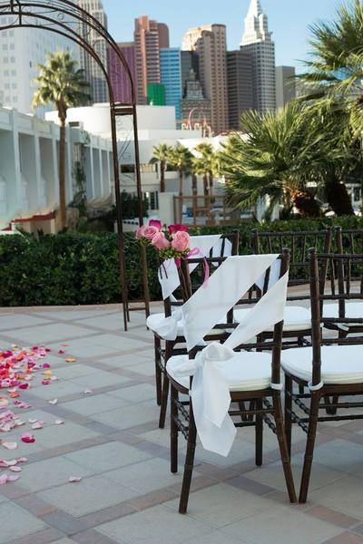 Tropicana las vegas weddings las vegas nv wedding venue for 702 weddings terrace