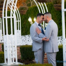 220x220 sq 1513807985159 grooms outside ceremony 2