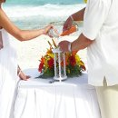 130x130 sq 1316730895216 beachweddinghourglassunitysandceremony