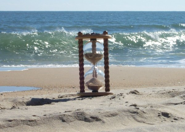photo 20 of Heirloom Hourglass Wedding Unity Sand Ceremony
