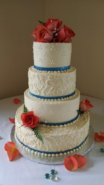 Wedding Cakes Sequim Wa