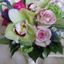 130x130 sq 1265134648575 bouquetofrosesandorchids