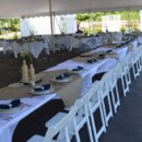 130x130 sq 1420405016803 head table on patio 3