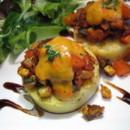 130x130 sq 1480704420393 parmesan polenta with seasonal vegetable ratatouil