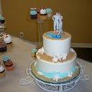 130x130 sq 1293861541531 sandybeachweddingcakecupcakesrs10