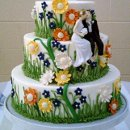 130x130 sq 1310610142624 gardenpartyweddingcakers11