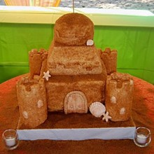 220x220 sq 1249531622505 sandcastleweddingcakers09