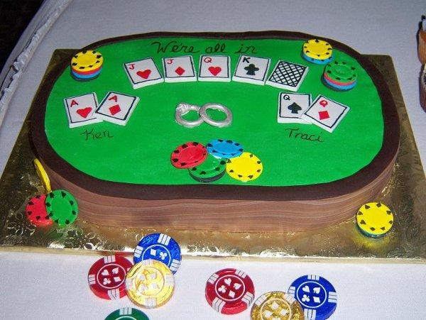 Poker davison mi