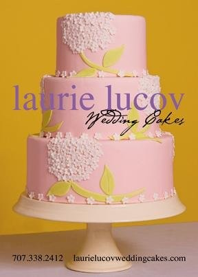 Laurie Lucov Wedding Cakes
