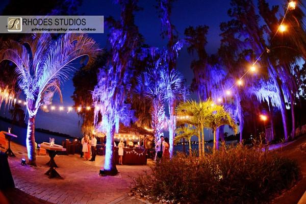 1381079360779 Blue Lighting Orlando wedding venue