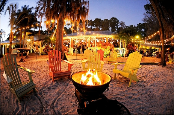 1381079370486 Firepit Orlando wedding venue