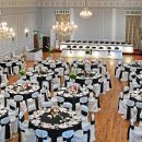 130x130 sq 1357395177226 weddingheadtabledecorationsforlargebridalparties