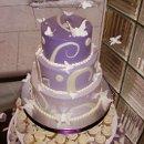 130x130 sq 1208528317040 cupcakes butterfliesinpurples2wm