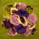 130x130 sq 1383942281080 jade violet bridal bouquet october 2013 00