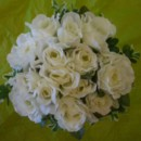 130x130 sq 1388695131017 silk white rose bouque