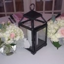 130x130 sq 1400840149333 lantern with white  pink flora