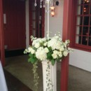 130x130 sq 1400841969249 white column with floral  candleabr