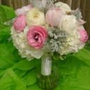 130x130 sq 1400842005946 white ivory hydrangea white  pink ranunculus pink