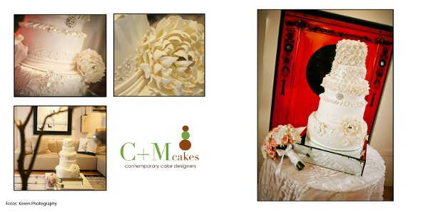 photo 13 of C+M Contemporary Cake Designers
