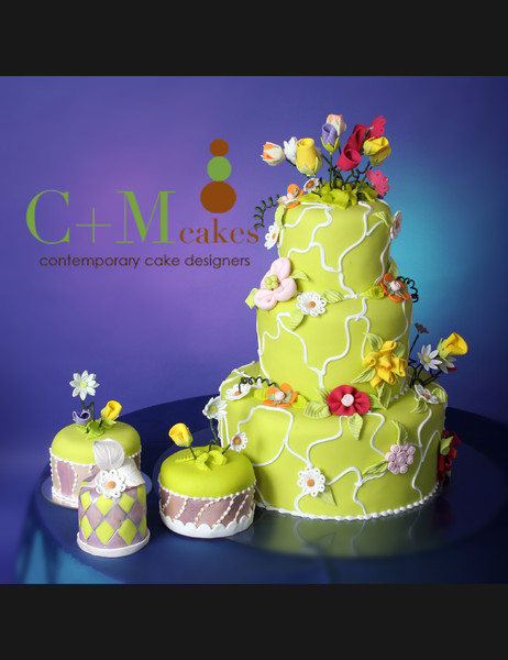 photo 60 of C+M Contemporary Cake Designers