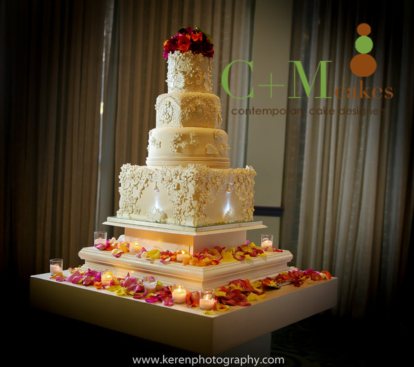 photo 41 of C+M Contemporary Cake Designers
