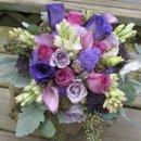 130x130 sq 1211222432204 purplewhitelavenderbouquet