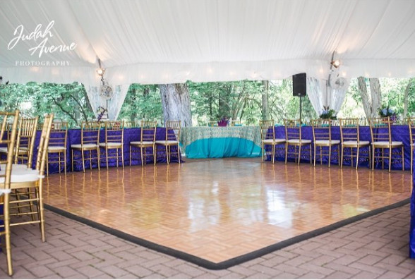 Historic Oakland Columbia Md Wedding Venue
