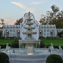 220x220 sq 1494002668327 birchwood manor pergola fountain ww