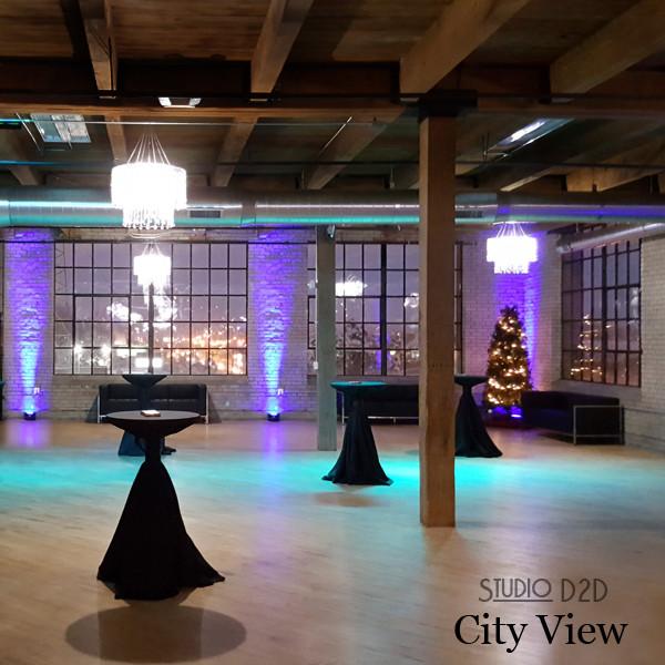 Grand Rapids Wedding Rentals: Loft Style Reception Venue/Studio, Photo