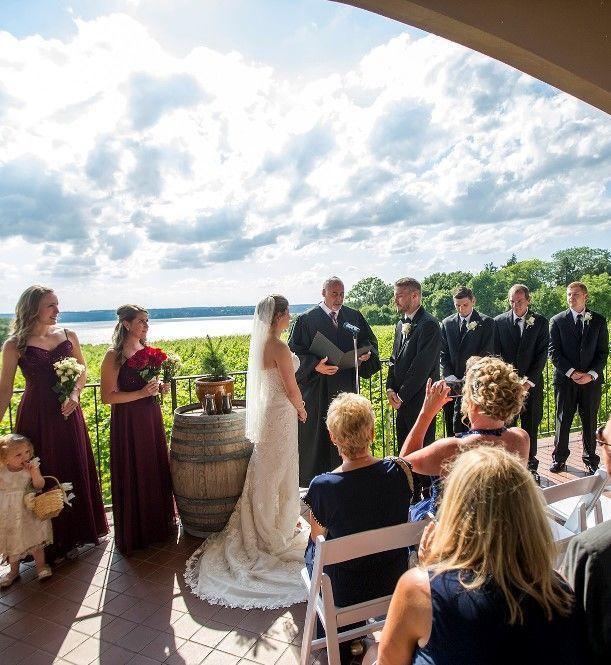 Wedding Gowns Buffalo Ny: Ventosa Vineyards