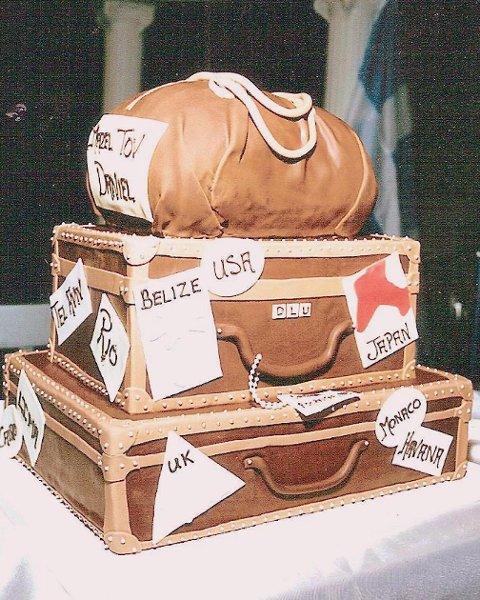 1318475304953 luggagebarmitzvahcake001 1 rochester wedding cake. Black Bedroom Furniture Sets. Home Design Ideas