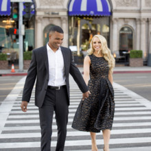 220x220 sq 1456524654222 rodeo drivebeverly hills engagement shootbeverly w