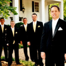 130x130 sq 1375476716470 groomsmen in front of house