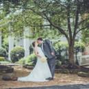 130x130 sq 1450820352012 bride and groom kissing side yard