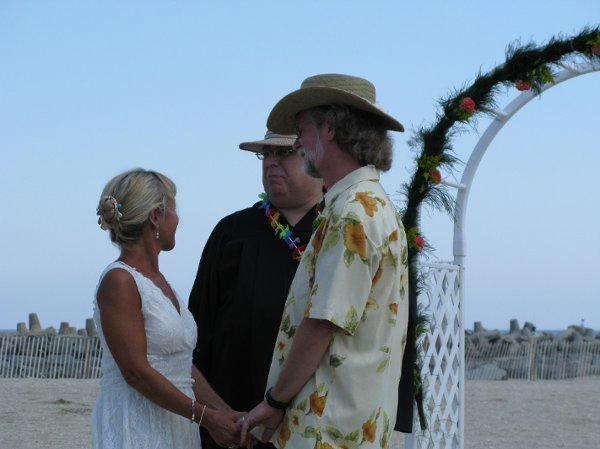 photo 7 of Mitch The Minister - New Jersey Wedding Officiant