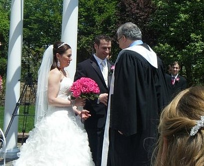 photo 9 of Mitch The Minister - New Jersey Wedding Officiant