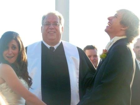 photo 17 of Mitch The Minister - New Jersey Wedding Officiant