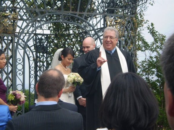 photo 21 of Mitch The Minister - New Jersey Wedding Officiant