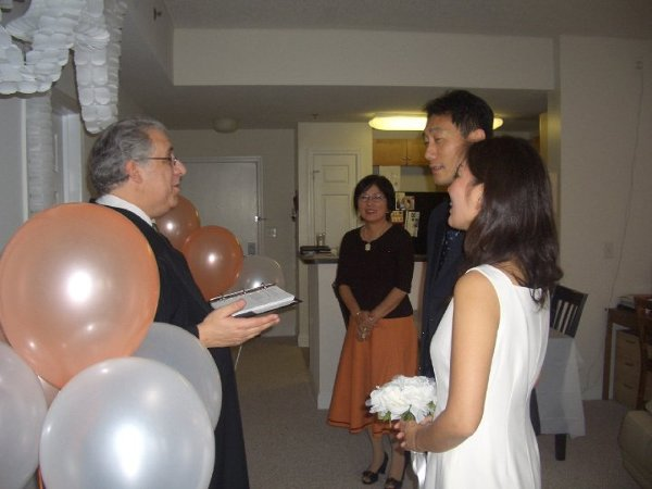 photo 22 of Mitch The Minister - New Jersey Wedding Officiant