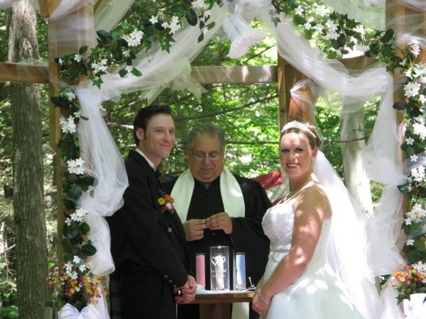 photo 24 of Mitch The Minister - New Jersey Wedding Officiant