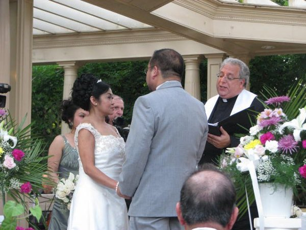 photo 32 of Mitch The Minister - New Jersey Wedding Officiant